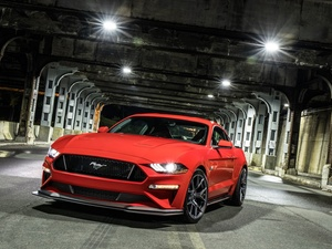 2018, Ford Mustang GT