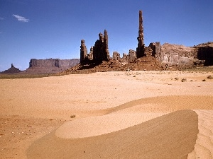 Southwest, Monuments, Desert