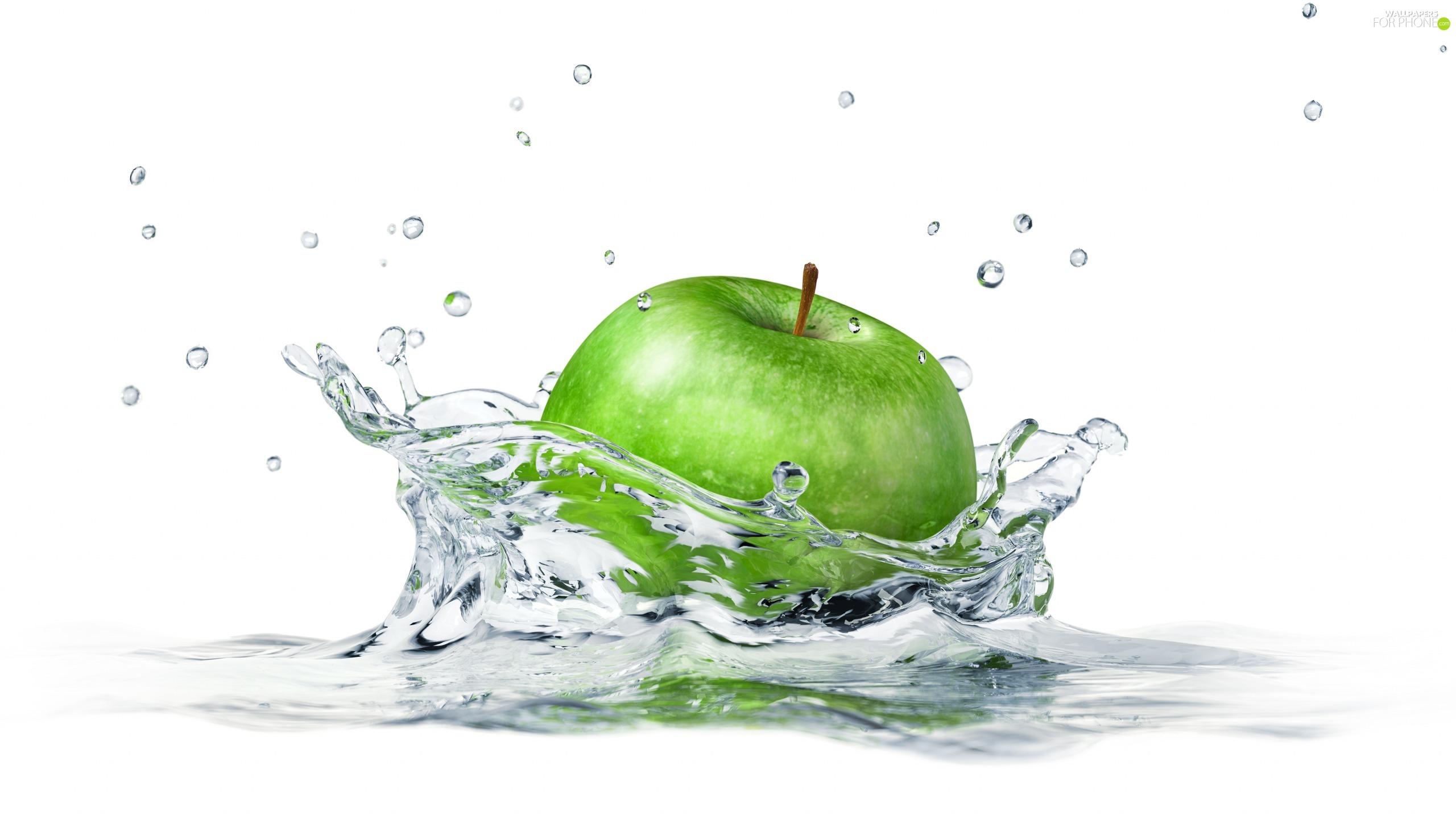Green Ones Water Spray Apple