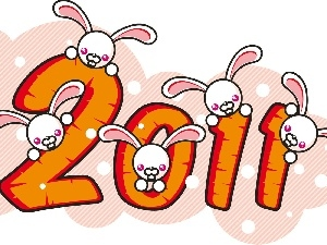 rabbits, year, 2011, New