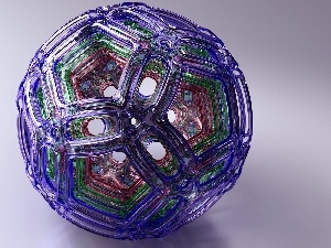 Orb, 3D Graphics