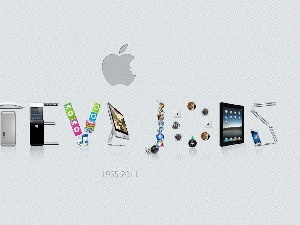 equipment, Steve Jobs, Apple