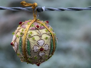 Beauty, God, birth, bauble