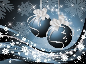baubles, decoration, Christmas, graphics