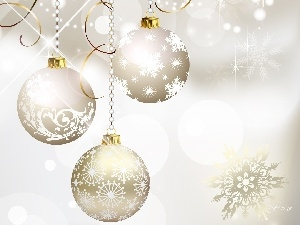 christmas, baubles, graphics