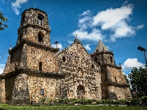 Church, Philippines, antique