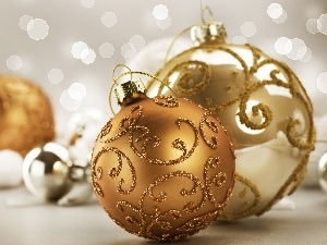 decor, baubles, Christmas