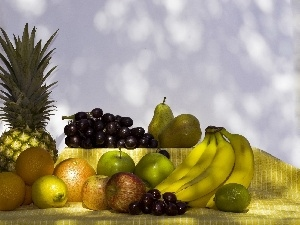 decoration, Fruits, arranged