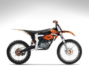 electric, KTM Freeride, Drive