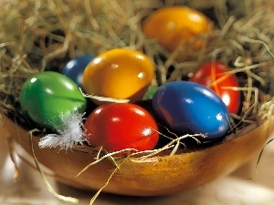 eggs, color, eggs