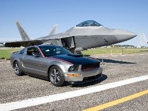 Ford Mustang, fighter