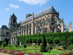 France, chair, Bourges
