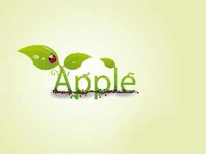 green ones, Apple