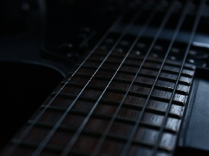 Strings, Guitar