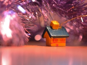 Home, Christmas, Christmas, wooden, decoration