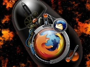 Mozilla Firefox, mouse