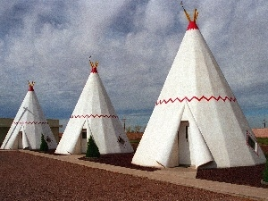 Tipi, america, North, Arizona
