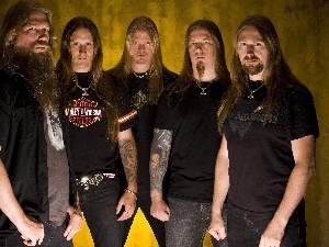 Amon Amarth, musical, rock, Team