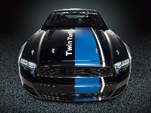 Ford Mustang, Twin-Turbo, Concept, Cobra Jet