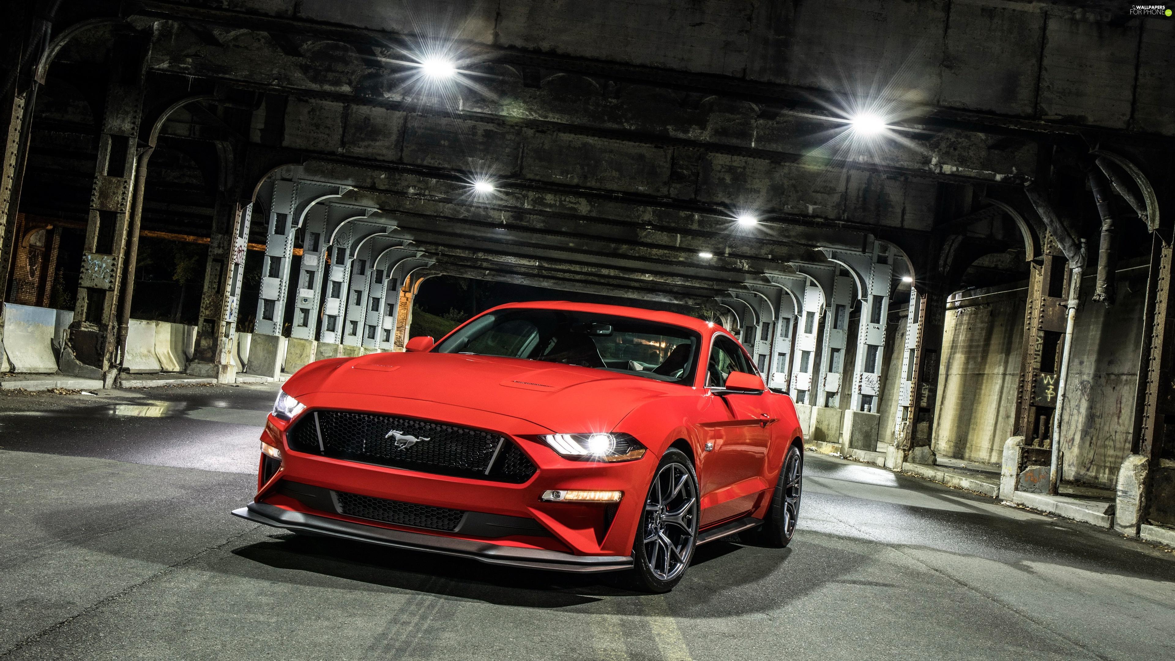2018 Ford Mustang Nascar