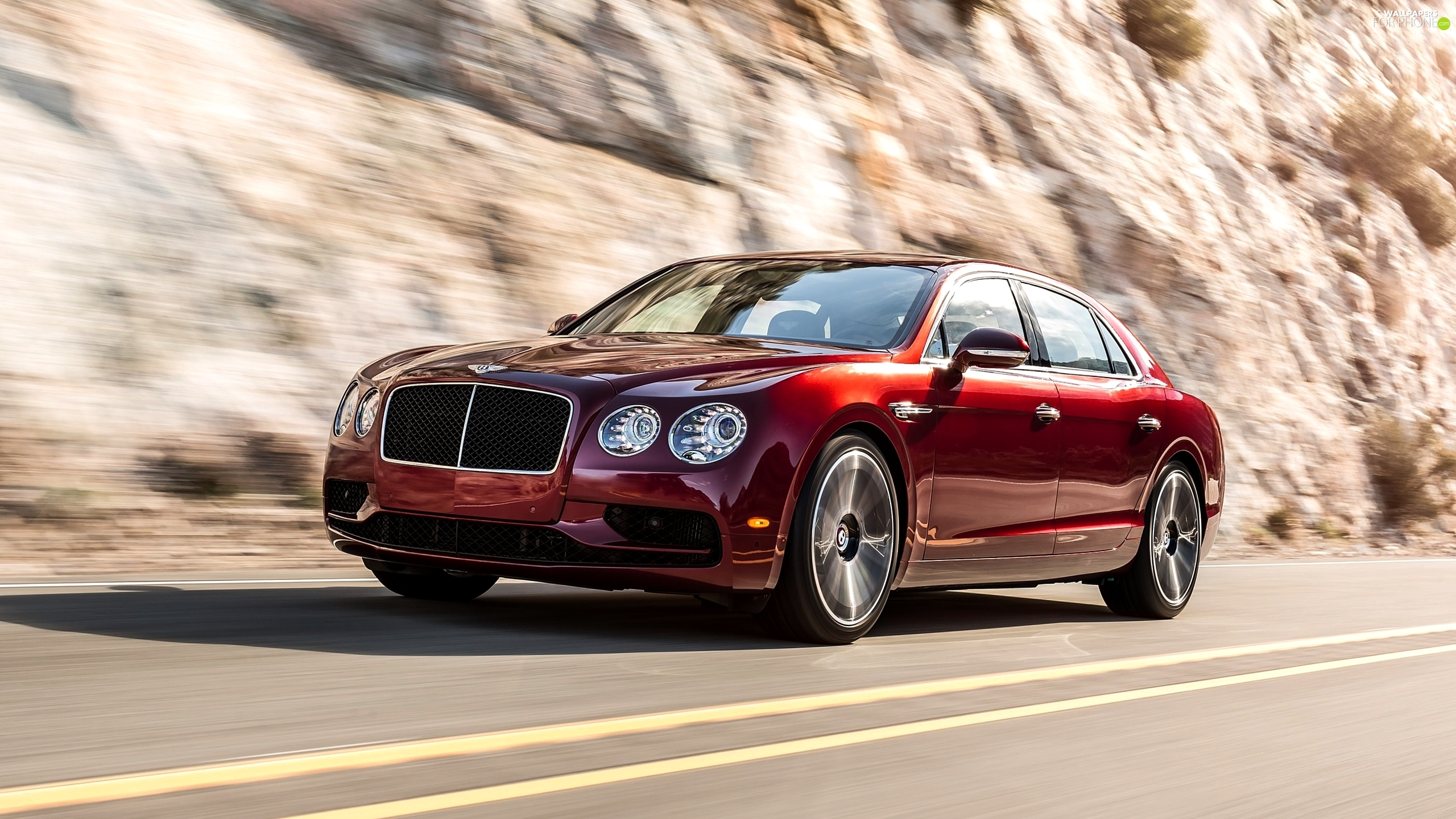 Limousine, Bentley Continental Flying Spur