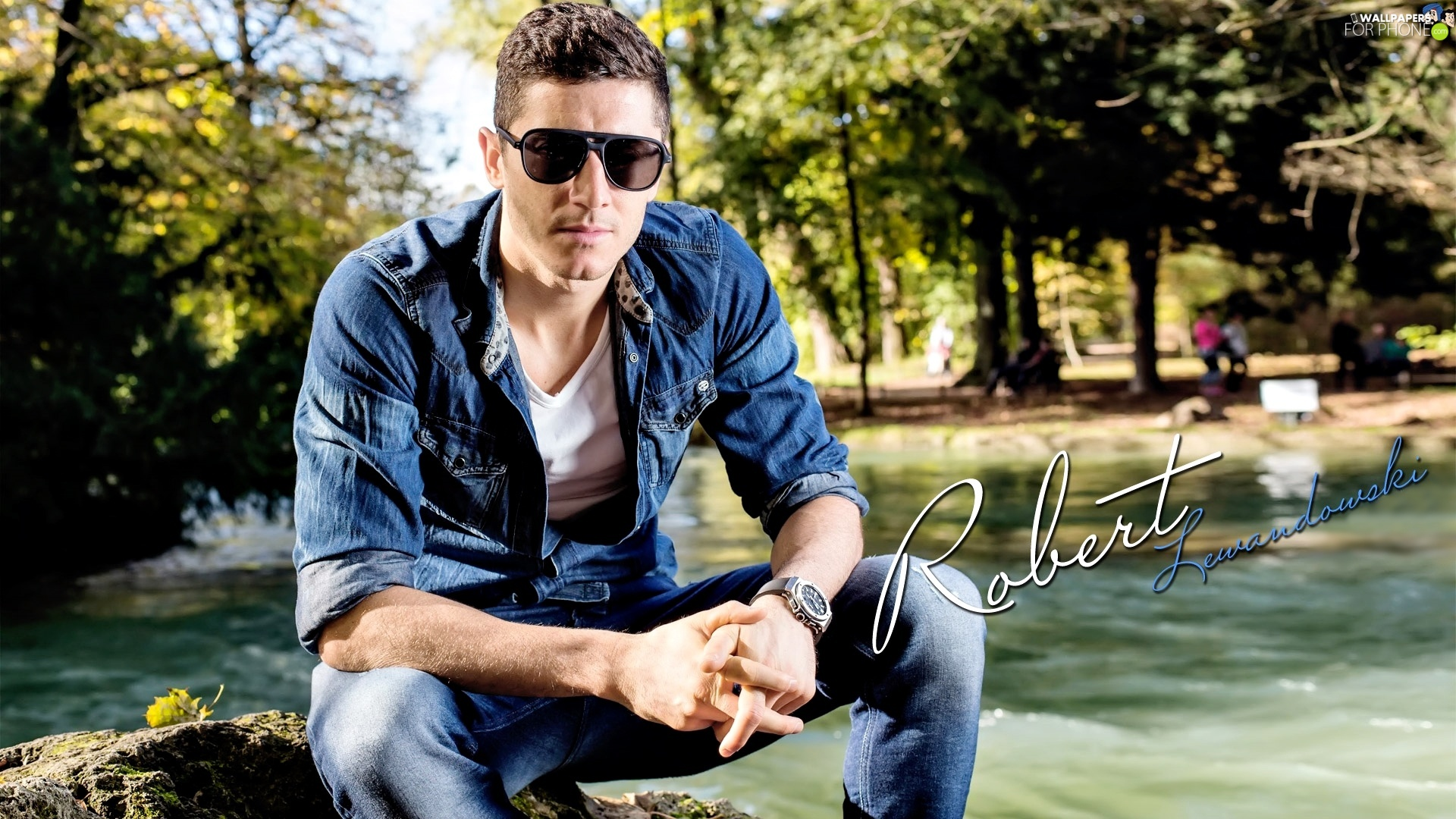 footballer, Robert Lewandowski