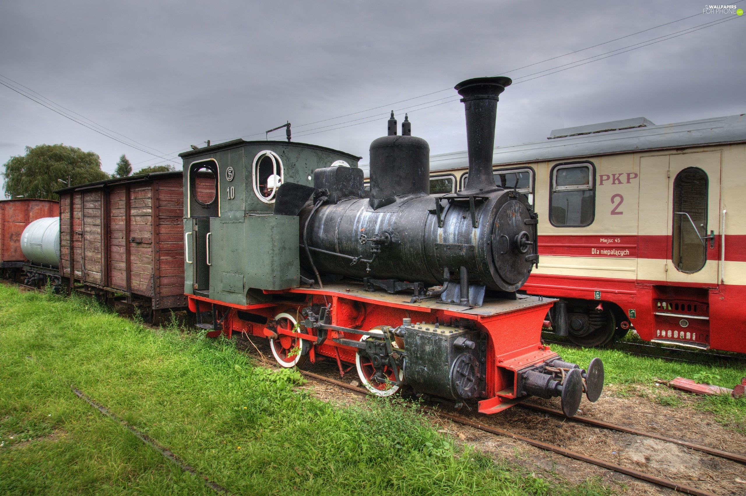 locomotive, Narrow Gauge