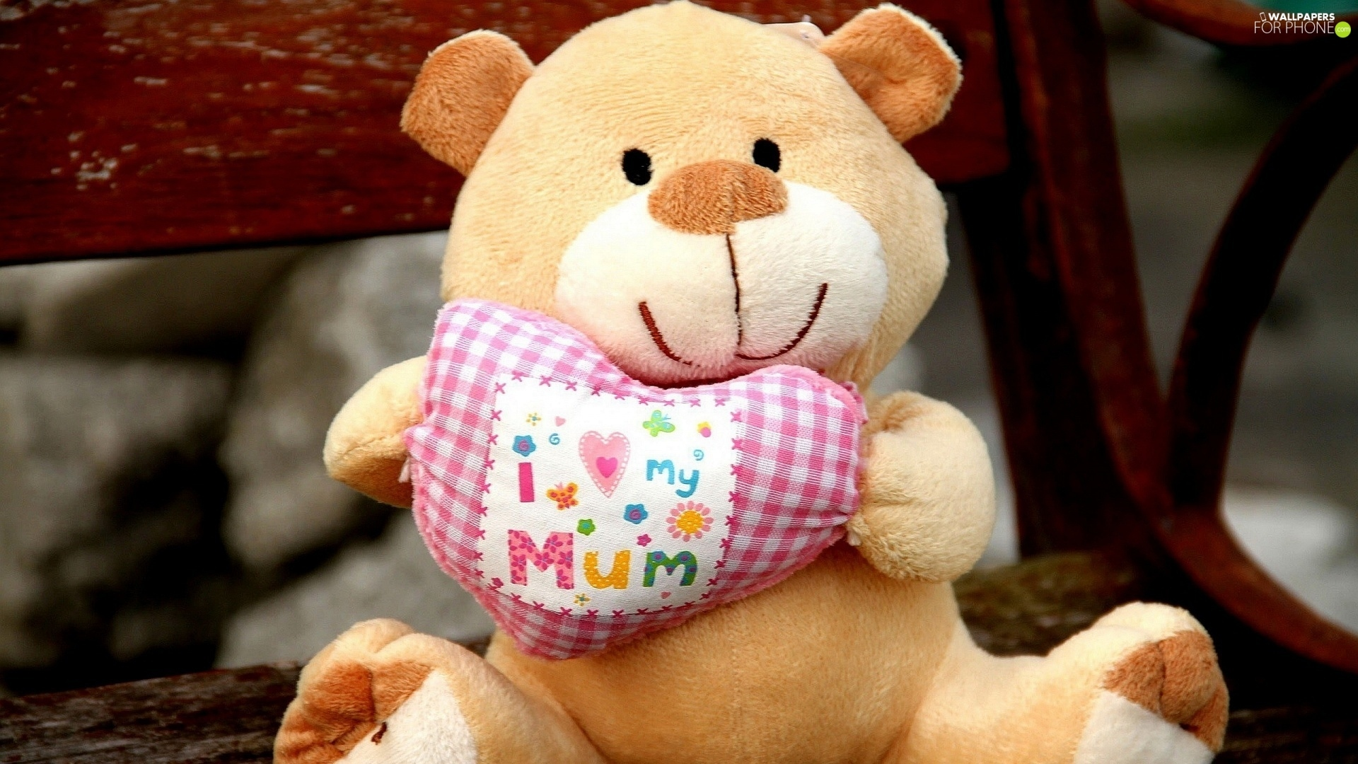 text, teddy bear, Heart teddybear