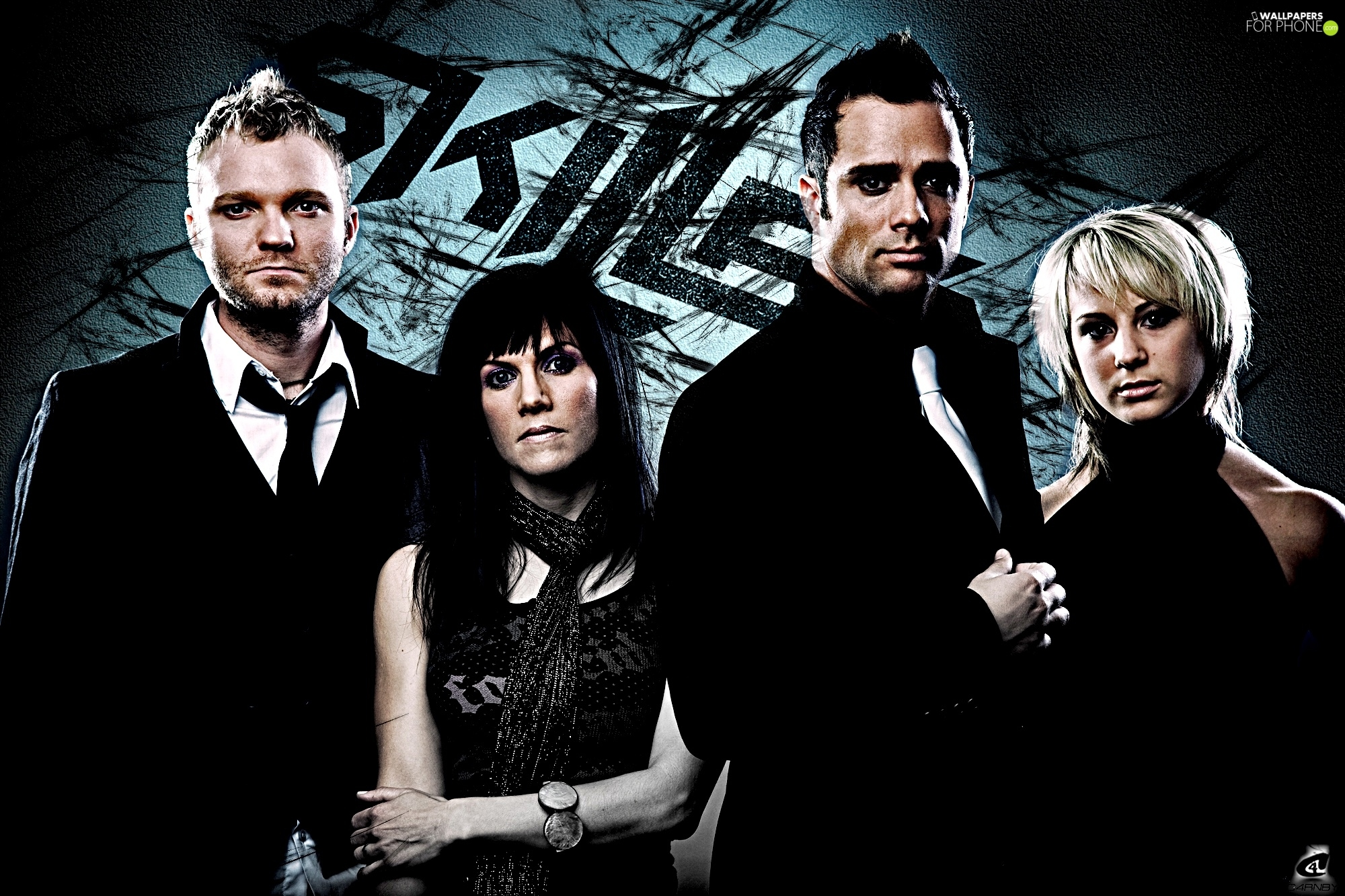 Skillet, music, rock, Team