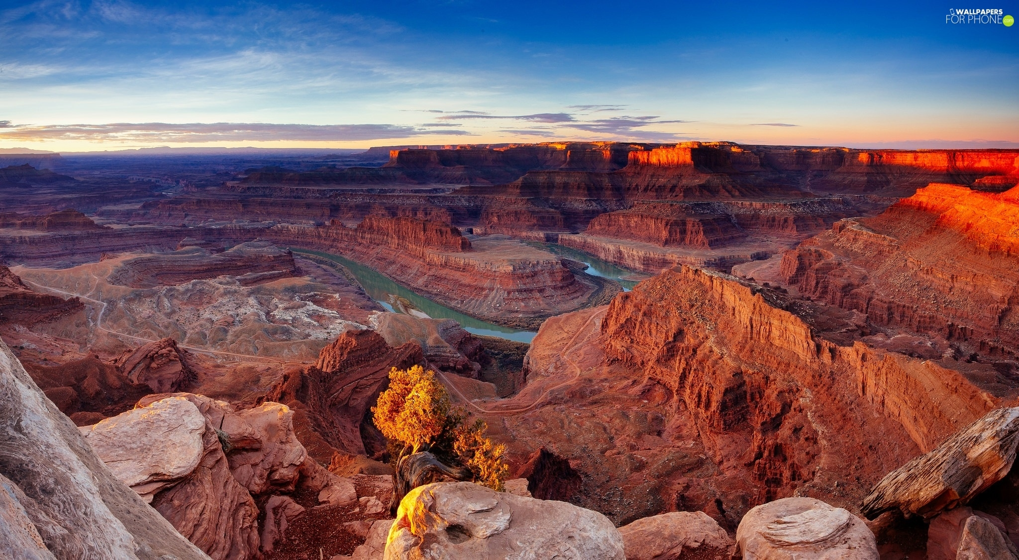 The United States, Canyonlands National Park, canyon, Utah State